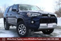 2017 Toyota 4Runner TRD Off Road White River Junction VT