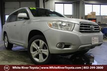 2008 Toyota Highlander Limited White River Junction VT