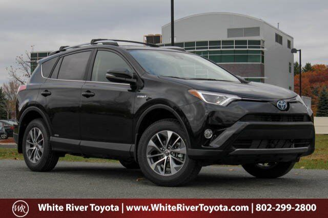2017 toyota rav4 hybrid xle white river junction vt 15615843. Black Bedroom Furniture Sets. Home Design Ideas