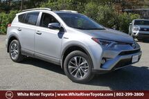 2017 Toyota RAV4 Hybrid XLE White River Junction VT