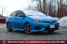 2016 Scion iM  White River Junction VT