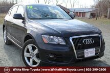 2012 Audi Q5 2.0T Premium Plus White River Junction VT