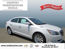 2015 Buick LaCrosse Leather Mooresville NC