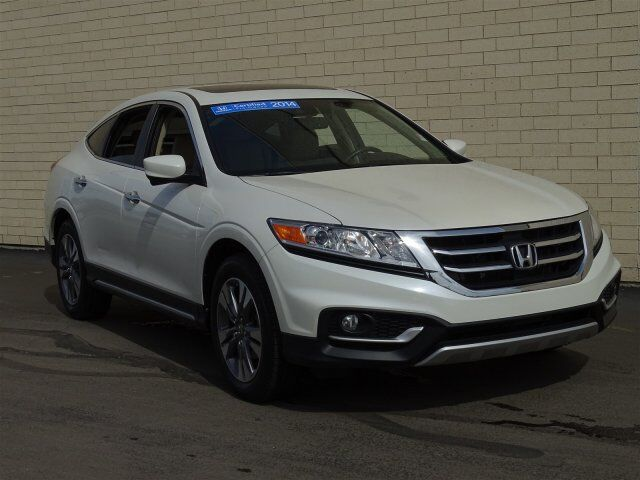 2014 honda crosstour ex l countryside il 18169756. Black Bedroom Furniture Sets. Home Design Ideas