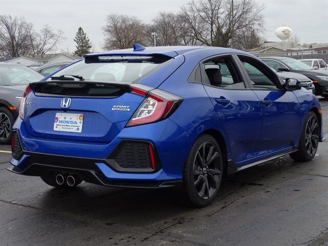 2017 honda civic hatchback sport touring countryside il 17319501. Black Bedroom Furniture Sets. Home Design Ideas