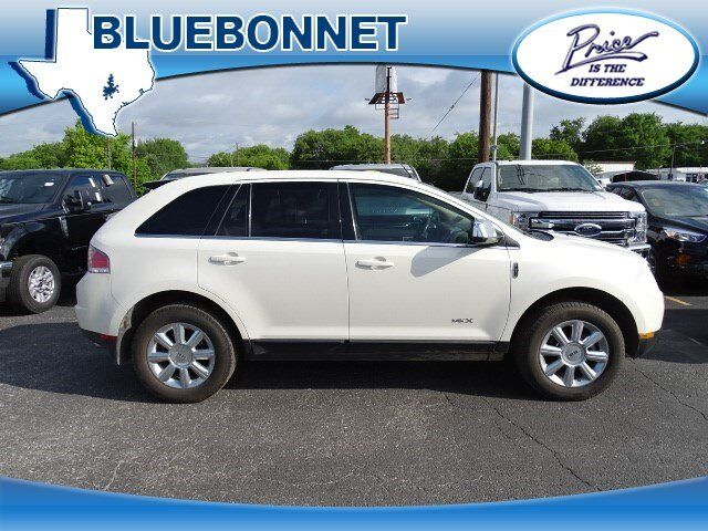 North Park Subaru San Antonio Tx 2008 Lincoln Mkx New