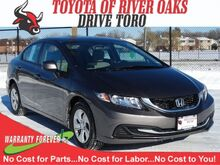 2013 Honda Civic Sdn LX Calumet City IL