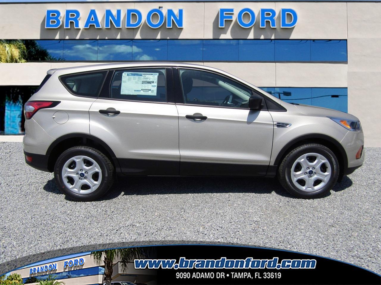 10 Best Certified Pre Owned Luxury Cars Under 30 000: 2017 Ford Escape S Tampa FL 17543250