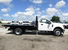 2017 Ford Super Duty F-350 DRW XL FLATBED 12 FT Tampa FL