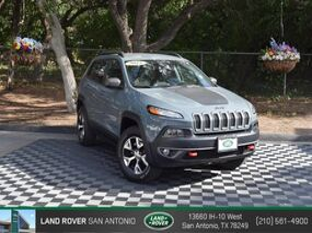 2015 Jeep Cherokee 4WD Trailhawk 4X4 San Antonio TX