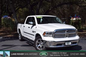 2015 Ram 1500 Laramie CREW CAB LEATHER  NAVIGATION San Antonio TX