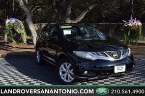 2012 Nissan Murano S 1 OWNER, CLEAN CARFAX, NAV, LEATHER, BACK UP CAMERA San Antonio TX
