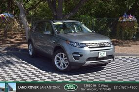2015 Land Rover Discovery Sport HSE w/ Navigation Roof Rails Leather 1-Owner Very Well Cared For San Antonio TX