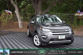 2016 Land Rover Discovery Sport HSE San Antonio TX
