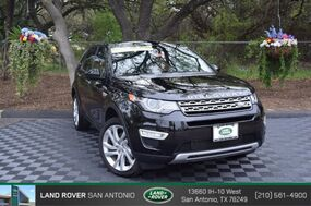 2016 Land Rover Discovery Sport HSE LUX San Antonio TX