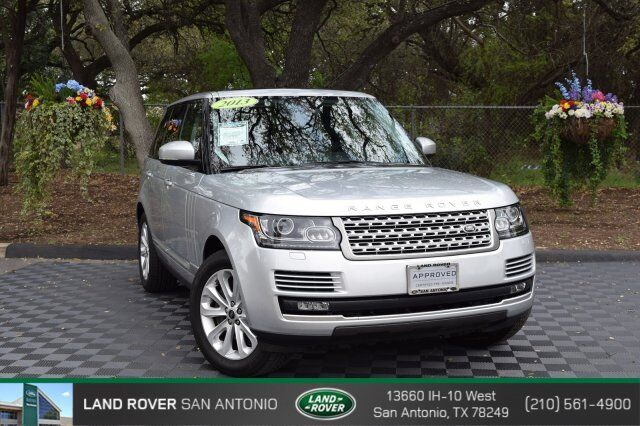2013 Land Rover Range Rover HSE Approved Certified 1-Owner Dealer Serviced Routine Maintenance Absolutely Stunning! San Antonio TX
