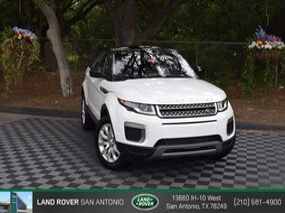 2017 Land Rover Range Rover Evoque  San Antonio TX