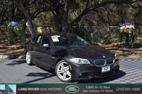 2013 BMW 5 Series 535i, CLEAN CARFAX, M SPORT, DEALER MAINTAINED San Antonio TX