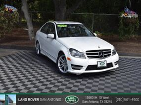 2014 Mercedes-Benz C-Class 4DR SDN C250 NAVIGATION San Antonio TX