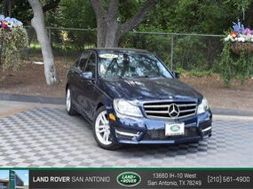 2014 Mercedes-Benz C-Class 4DR SDN C250 C250 San Antonio TX