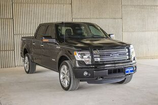 Ford F-150 Limited 4X4 2014