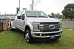 2017 Ford Super Duty F-350 DRW Platinum Crew Cab 4X4