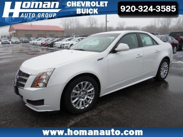 2010 Cadillac Cts Sedan Luxury Waupun Wi 16722247