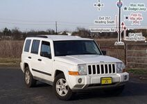 2006 Jeep Commander  Austin TX