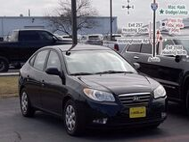 2008 Hyundai Elantra GLS Austin TX
