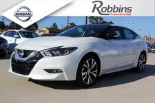 2017 Nissan Maxima Platinum Houston TX