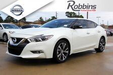 2017 Nissan Maxima SV Houston TX