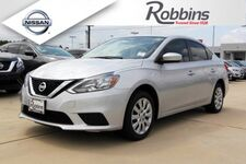 2017 Nissan Sentra S Houston TX