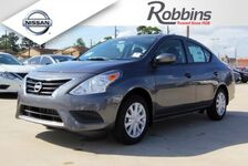 2017 Nissan Versa Sedan S Plus Houston TX