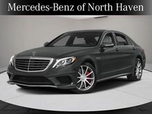 2017 Mercedes-Benz S-Class AMG S63 North Haven CT