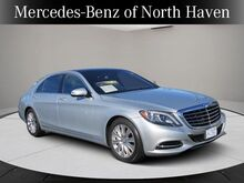 2014 Mercedes-Benz S-Class S550 North Haven CT