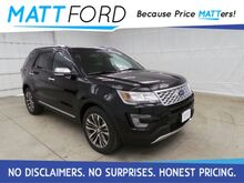 2017 Ford Explorer Platinum 4X4 Kansas City MO