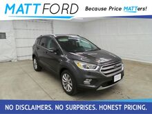 2017 Ford Escape Titanium Kansas City MO