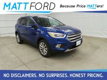 2017 Ford Escape Titanium 4X4 Kansas City MO