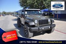 2016 Jeep Wrangler Unlimited Freedom San Antonio TX