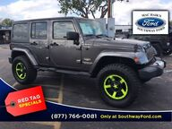2014 Jeep Wrangler Unlimited Sahara San Antonio TX
