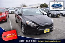 2017 Ford Focus S San Antonio TX