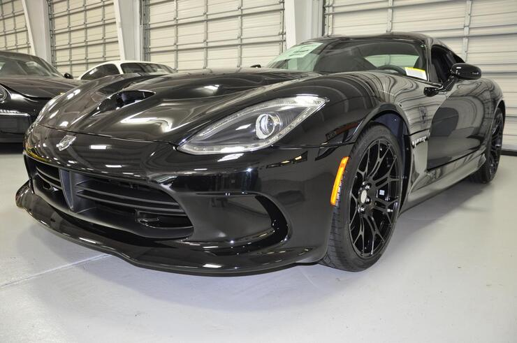 2017 Dodge Viper SRT TX 14914853