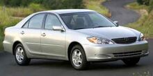 2002 Toyota Camry LE Palatine IL