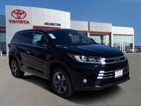 Toyota Highlander Limited Platinum 2017