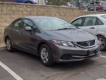 2013 Honda Civic Sdn LX Trinidad CO