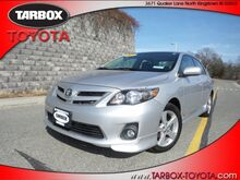 2011 Toyota Corolla S North Kingstown RI