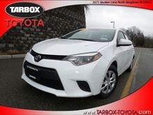 2014 Toyota Corolla L North Kingstown RI