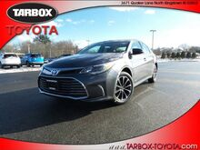 2016 Toyota Avalon Hybrid XLE Plus North Kingstown RI
