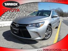 2016 Toyota Camry SE North Kingstown RI