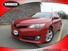 2014 Toyota Camry SE North Kingstown RI